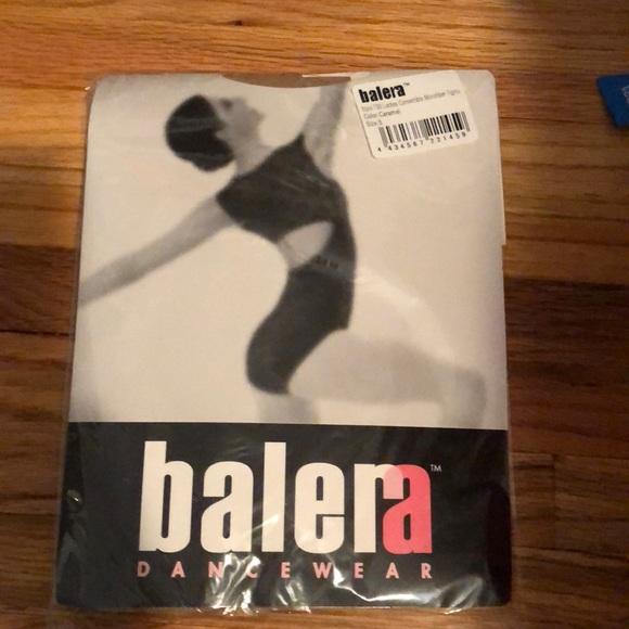 c82f38ab0 Balera Convertible Tan Dance Tights